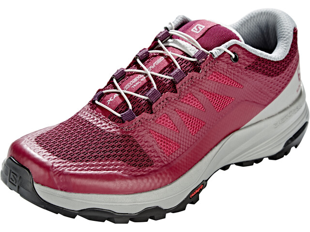 Salomon XA Discovery Chaussures Femme, beet red/monument/cerise.